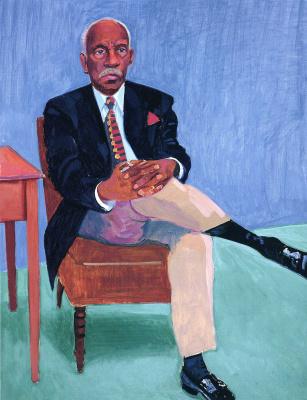 David Hockney. Dr. Leon Banks