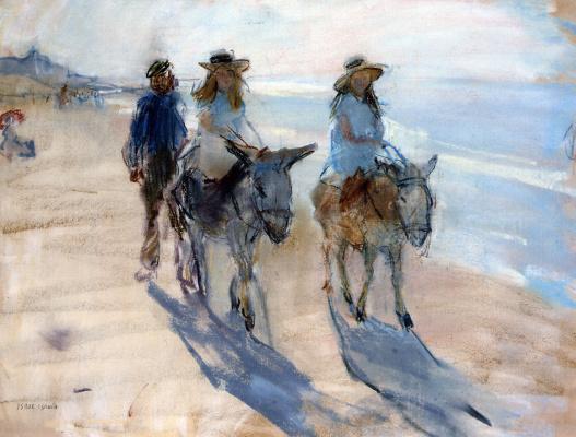 Езда на осле