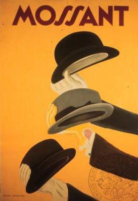 Леонетто Каппиэльо. Шляпы