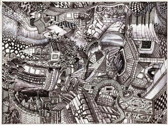 Ilya Gennadievich Borisov. Chaos built