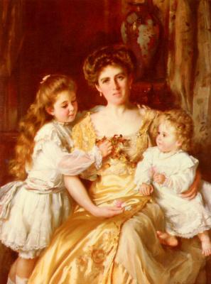 Томас Бенджамин Кеннингтон. Материнская любовь