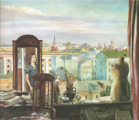 Татьяна Григорьевна Назаренко. Большое окно