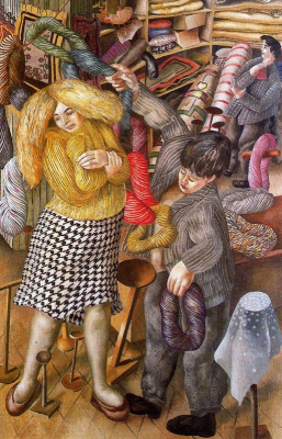 Stanley Spencer. Things