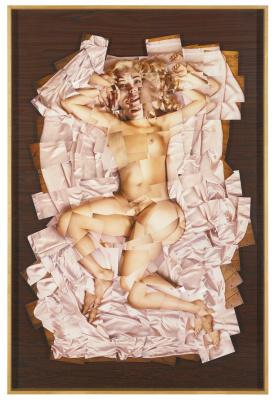 David Hockney. Nude, 17th June 1984