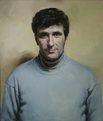 Владимир Романов. Портрет молодого человека