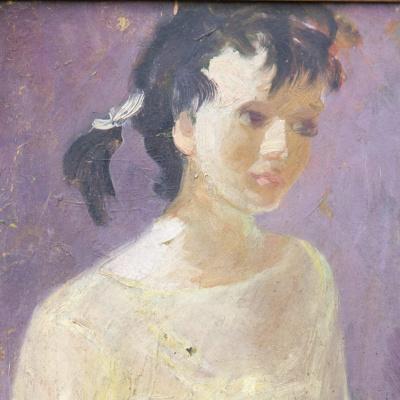 Лео Германович Ходжелани. Portrait