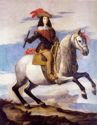 Jose de Ribera. Juan Austrian Junior