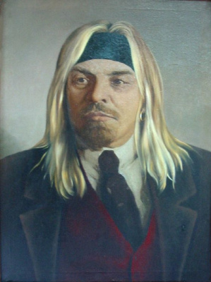 Vladimir Vasilyevich Abaimov. Singer of revolution