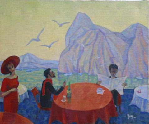 Y. A. Bykov. Capri
