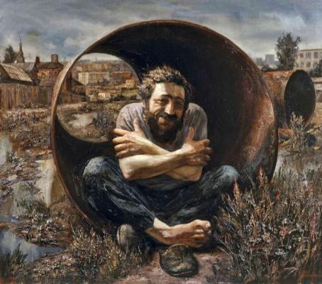 Vasily Vladimirovich Shulzhenko. Diogenes