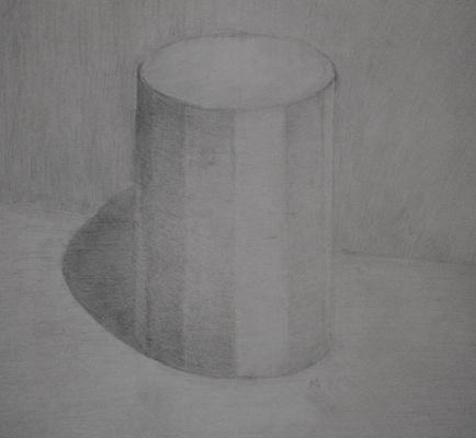 Zina Vladimirovna Parisva. Cylinder # 2