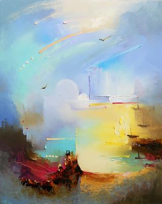 Vadim Anatolyevich Stolyarov. Thunderstorm flight