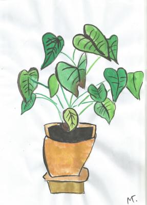 German Meister. Цветок №2 (Flower №2)