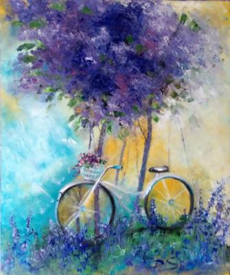 Diana Sotnikova. Lilac paradise