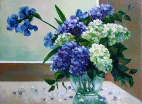 Alexander Nikolaevich Bezrodny. Lilac