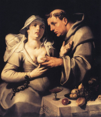 Cornelis van Haarlem. Plot 6
