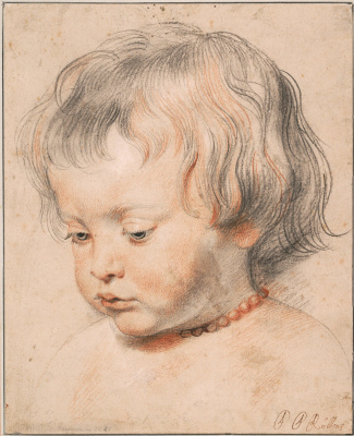 Peter Paul Rubens. Son Of Nikolaus Rubens