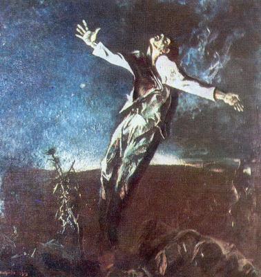 Andrey Andreevich Mylnikov. The death of Garcia Lorca