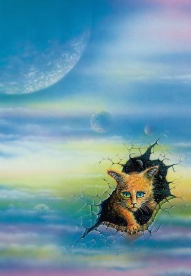 Дэнни Флинн. Кот, проходящий через стены