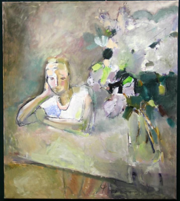 Asya Vyacheslavna Feoktistova. The smell of lilac