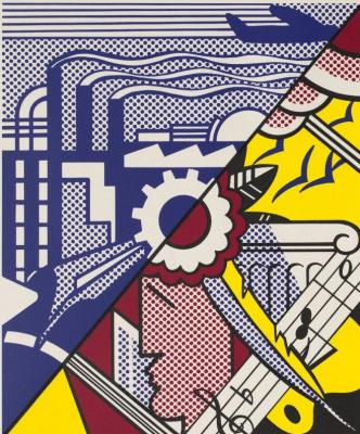Рой Лихтенштейн. Промышленность и искусство II