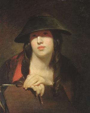 Томас Салли. Черная шляпа