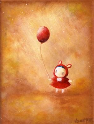 Реучмакер. Красный шарик