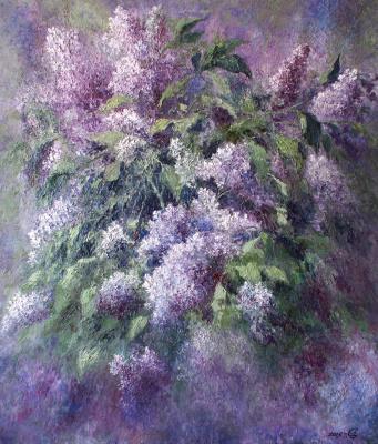 Сергей Владимирович Дорофеев. Lilac dream