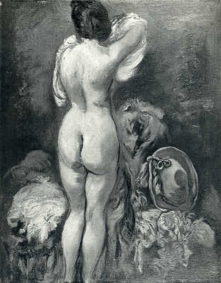 George Grosz. Woman