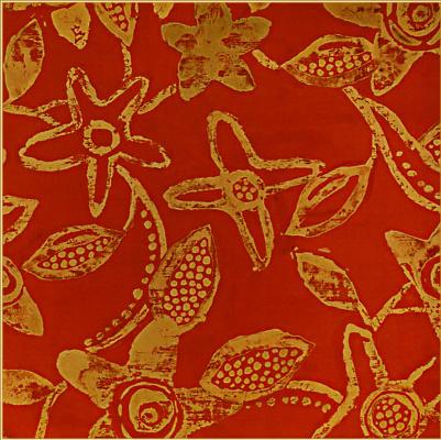 Баларинджи. Австралийские аборигены арт-ра 12 Цветы пустыни