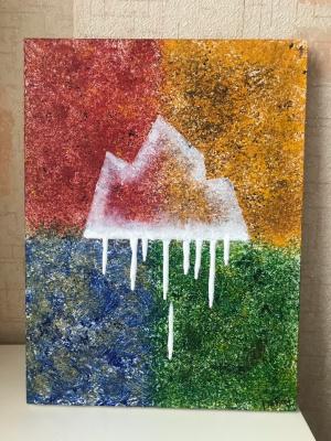 De Ray. Iceberg