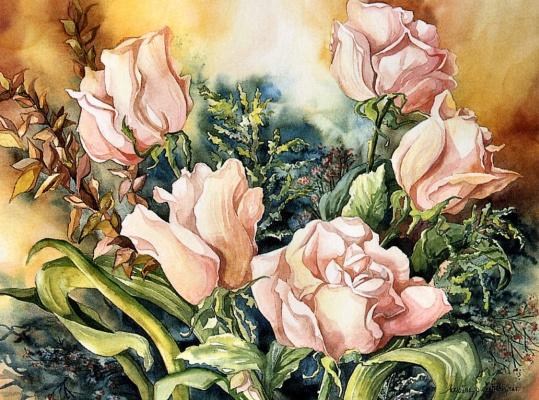 Лорейн Дитрих. Розы Пикардии