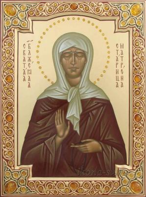 Victoria Viktorovna Sorokina. Matron