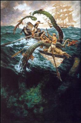 Том Холл. Охотник темного моря