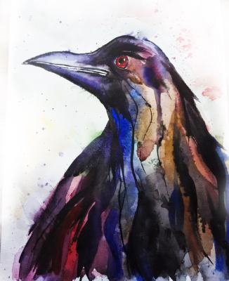 Kira Argounova. Ворона