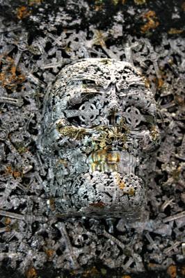 Evgeniy Lagutenkov. Skull cross