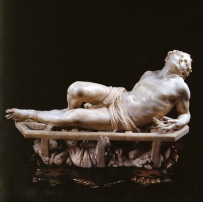 Gian Lorenzo Bernini. The martyrdom of St. Lawrence