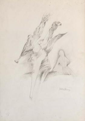 Dorothea Tunning. Composition