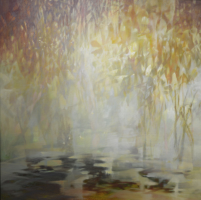 Michael Spiridonov. Shimmering thread