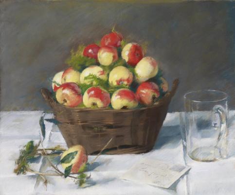 Eva Gonzalez. Sweet apples