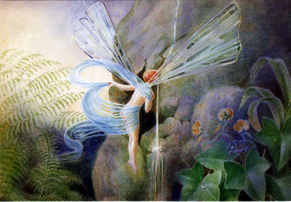 Легкие крылья