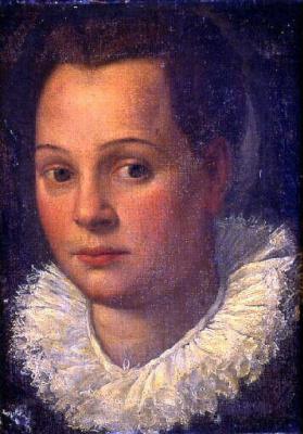 Alessandro Allori. Portrait