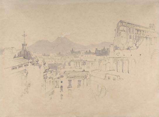 John Ruskin. Naples