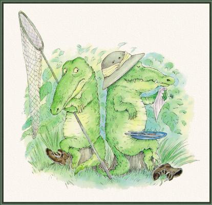 Линн Мунсингер. Крокодилы