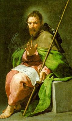 Alonso Cano. St. James