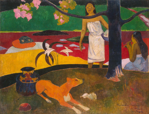 Paul Gauguin. Tahitian Pastorals
