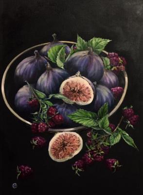 Hope Sosnovikova. Bowl of vitamins