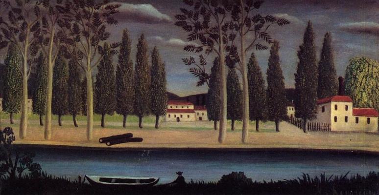 Henri Rousseau. Shore