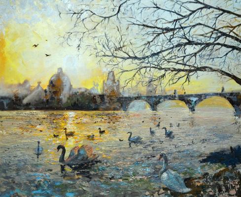 Алина Евгеньевна Шварёва (Галкина). Swan Waltz
