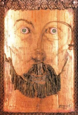 Антонио Бискуерт. Мужской портрет